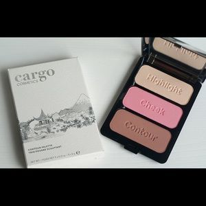 Cargo contour trio cosmetic palette Malibu 3 x 6 g